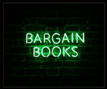 Bargain Books Neon Sign